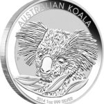 2014 Koala 1 150x150 - 2014 Australian Koala 1oz Fine Silver Coin