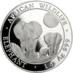 Bavarian Mint (Somalian Elephants)