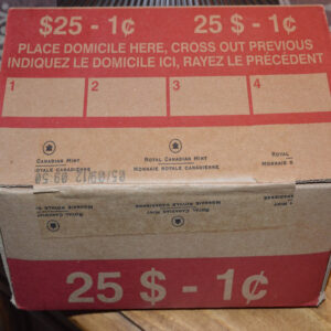 Penny Box non mag 1 300x300 - Mint Box of 2012 Canada Zinc Pennies **LAST PRODUCTION DATE 05/09/12**