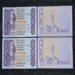 R5 CL Stals 048049 in Sequence 2 note lot 1 1 150x150 - South Africa Crisp Uncirculated R5 Bank Notes C.L Stals - 2 notes in Sequence