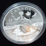 "2013 Allegory A 150x150 - 2013 Canada ""An Allegory"" 1oz Silver - Mintage 8,500"