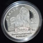 Bathygnathus 1 150x150 - 2013 Canada $20 Bathygnathus Borealis Pure Silver Coin - Dinosaurs of Canada - Mintage 8500