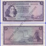 "Rands - First Issue 1961 ""Jan van Riebeeck"""