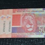 Lot of 4 Consecutive R50 Mandela UNC Notes 150x150 - South Africa Fifty Rand Mandela - 4xUNC Notes in Sequence