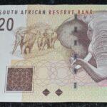 R20 Lot E 150x150 - South Africa Twenty Rand Gill Marcus AU-UNC Banknote CP0035065B