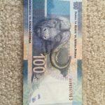 South Africa 2012 Mandela 100 Rand AA Prefix Banknote UNC Condition AA0804198D e1459533510857 150x150 - South Africa 2012 Mandela UNC 100 Rand AA0804198D