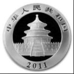2011 元10 YUAN CHINESE PANDA 0.999 1OZ FINE SILVER FRONT 150x150 - 2011 元10 YUAN CHINESE PANDA 0.999 1OZ FINE SILVER