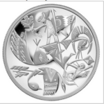 2013 20 CANADIAN CONTEMPORARY ART PURE SILVER COIN FRONT 150x150 - 2013 Canada Contemporary Art $20 Fine Silver Coin