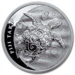 2013 Fiji Taku A 150x150 - 2013 $2 Fiji Taku Turtle 0.999 1oz Fine Silver Coin