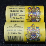 2013 Special Wrap Rolls 1 150x150 - 2013 Canada 50-cent Special Wrap Roll