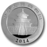 2014 元10 YUAN CHINESE PANDA 0.999 1OZ FINE SILVER FRONT 150x150 - 2014 元10 YUAN CHINESE PANDA 0.999 1OZ FINE SILVER