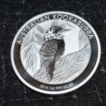 2014 Kookaburra 150x150 - 2014 Australian Kookaburra 1oz Fine Silver Coin