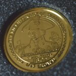Admiral Nelson A 150x150 - 2005 Isle of Man Lord Nelson 1/25oz 0.999 Fine Gold Proof Coin