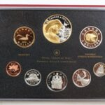 Quebec City Set 150x150 - 2008 400th Anniversary of Quebec City Proof Set with Commemorative Silver Dollar