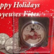 2012 Magical Reindeer 185x185 - 2012 Magical Reindeer $20 for $20 Fine Silver Coin
