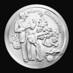 3959 1 150x150 - 2015 Merry Consumerism BU Silver 1oz **2714 Mintage**
