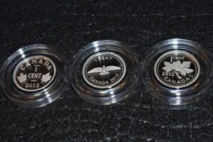 FTP Set 4th 300x200 - 2012 Farewell to the Penny 5 Coin Fine Silver Set