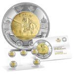 2 Battle of Atlantic 75th Ann Set 150x150 - 2016 Battle of the Atlantic Coin Pack - 5 UNC $2 Coins