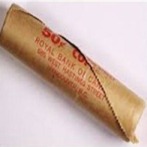 generic OBW 1 300x300 - 1961 Canada 1-Cent OBW Penny Roll