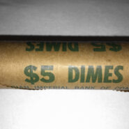 1967 Side scaled 185x185 - 1967 Canada Original Sealed Dime 10-cent Roll Mackerel Centennial