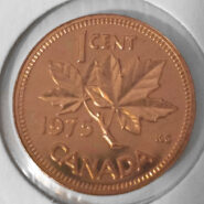 1975 2 185x185 - 1975 Canada 1-cent Penny Specimen Proof