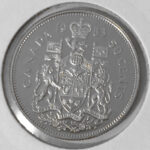 1983R 1 150x150 - 1983 Canada 50-cent Proof with Frosted Finish