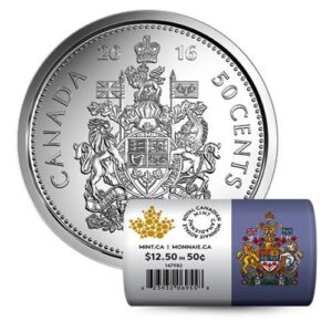 2016 SW Roll A 300x300 - 2016 Canada 50-cent Special Wrap Roll