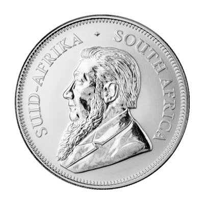 2017 Silver Obv 1 - 2017 South African Fine Silver Krugerrand