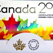 2016 UNC Set A 185x185 - 2016 Canada Mint Uncirculated Coin Set