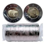 2001 2 Roll 1 185x185 - 2001 Canada Toonies $2 Original Mint Roll