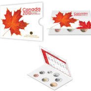 2010 185x185 - 2010 Canada Mint Uncirculated Coin Set