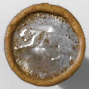 1967 25cR2 300x300 - 1967 Canada 25-cent UNC Silver Original Roll