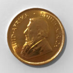 1981 0.5oz Kruger O 1 150x150 - 1981 South Africa 1/2 oz 0.999 FINE GOLD Krugerrand