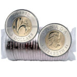 2008 2Q 150x150 - 1608-2008 Canada 400th Quebec $2 Original Mint Roll