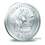 2014 Competition is a Sin 150x150 - 2014 Competition is a Sin BU Silver 1oz Round | Bankster Series