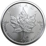 SML Leaf 2020 150x150 - 2020 Canada BU $5 Silver Maple Leaf 1oz Coin